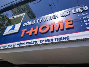 CÔNG TY TNHH VẬT LIỆU T-HOME