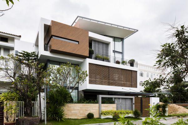 Tạo điểm nhấn với nội thất composite