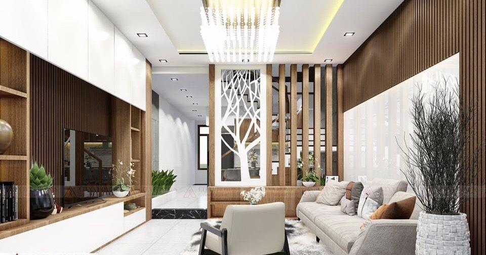 Sự kết hợp ăn ý giữa gỗ nhựa và gạch trong trang trí căn hộ, khách sạn, resort...