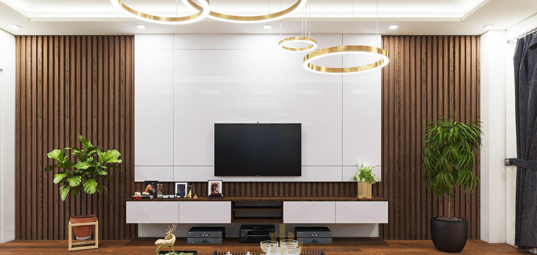 Tại sao bạn nên chọn tấm ốp tường trong nhà QueenWood?