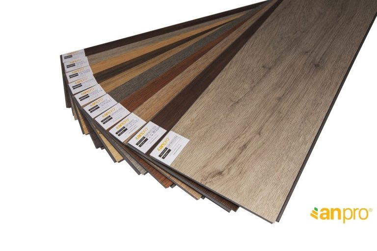 Sàn nhựa AnPro là gì? Những ưu điểm và khác biệt với sàn gỗ hay sàn nhựa truyền thống