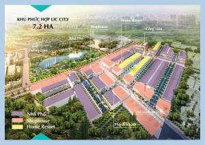 Dự án Đất nền Lic City Phú Mỹ
